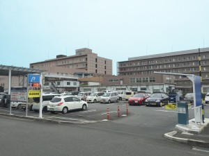 アップルパーク製鉄記念広畑病院-第4駐車場