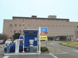 アップルパーク製鉄記念広畑病院-第3駐車場