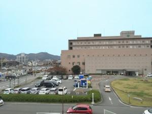 アップルパーク製鉄記念広畑病院-正面